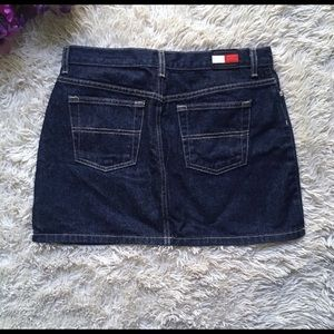 Tommy Jeans denim skirt size 9